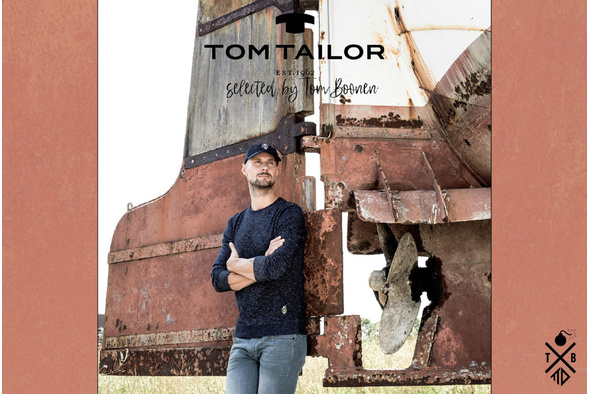 Tom Tailor x Tom Boonen