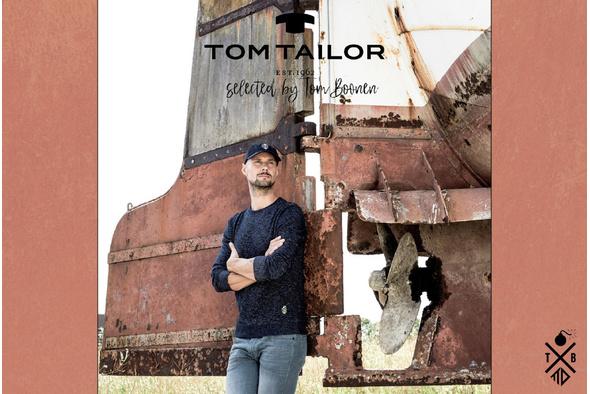 Tom Tailor x Tom Boonen
