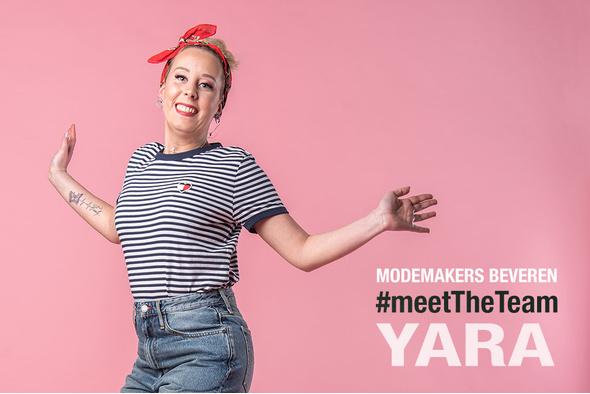 Team Beveren in de startblokken - Yara