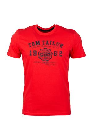 T-shirt korte mouwen Tom Tailor