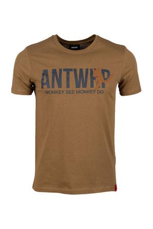 T-shirt korte mouwen Antwrp