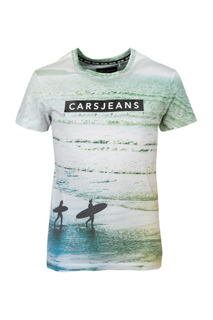 T-shirt korte mouwen Cars
