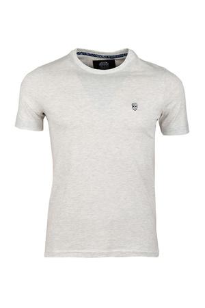 T-shirt korte mouwen Black and Gold