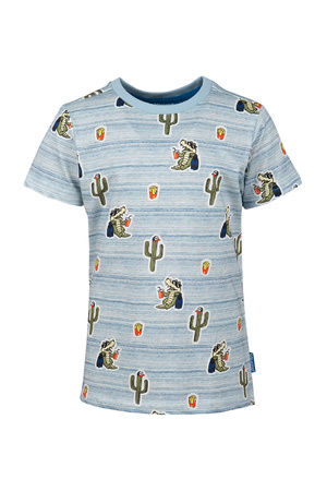 T-shirt korte mouwen Someone