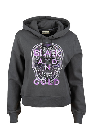 Sweater Black and Gold