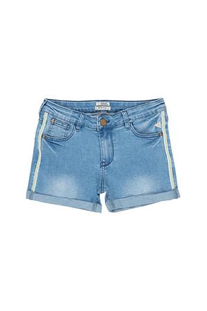 Short Indian Blue Jeans