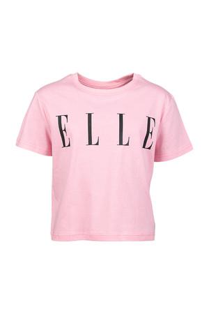 T-shirt korte mouwen Elle
