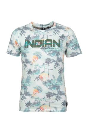 T-shirt korte mouwen Indian Blue Jeans
