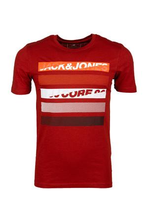 T-shirt korte mouwen Jack & Jones