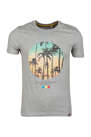 T-shirt korte mouwen Timezone