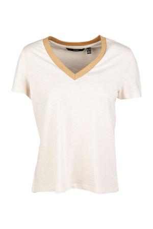 T-shirt korte mouwen Vero Moda