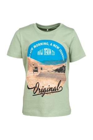 T-shirt lange mouwen Name It