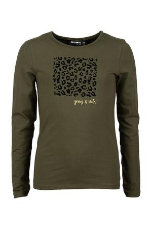 T-shirt lange mouwen Awesome