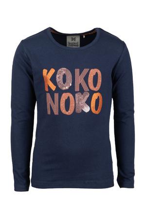 T-shirt lange mouwen Koko Noko