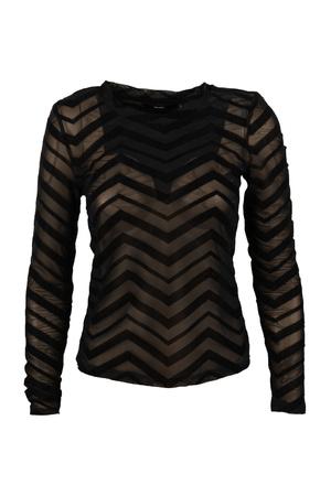 T-shirt lange mouwen Vero Moda