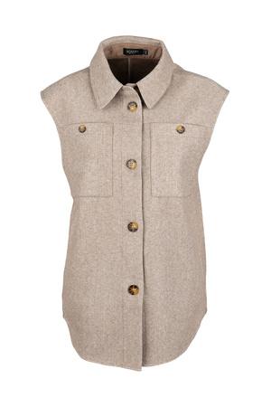 Vest Soaked in Luxury